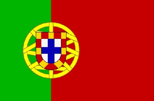 Flagge Portugals