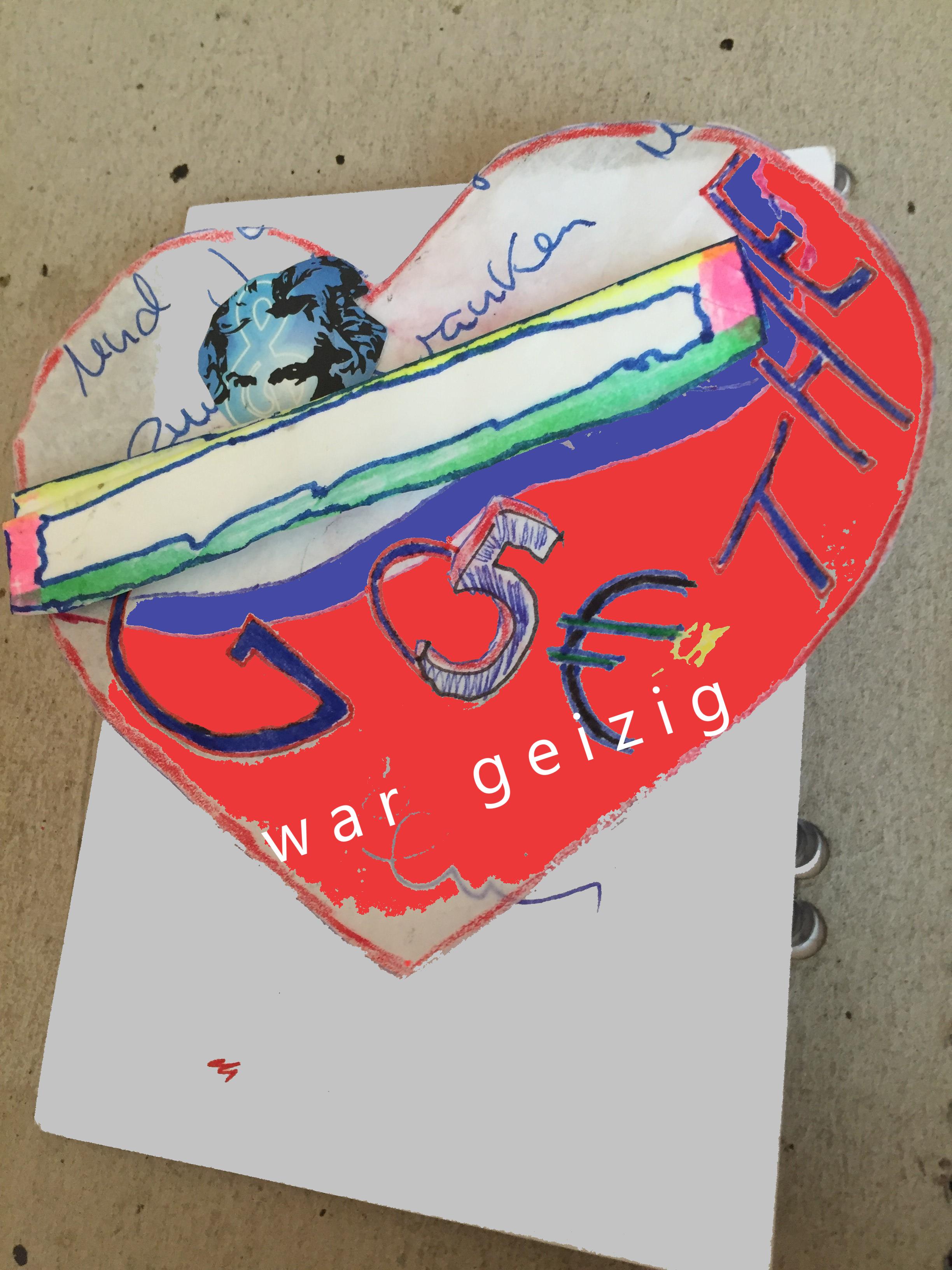 Goethe trug ein Büßerhemd mit Geizkragen — wohingegen Beethoven als Beinkleid die Spendierhosen wählte