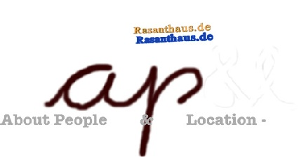 Logo - About People and Location